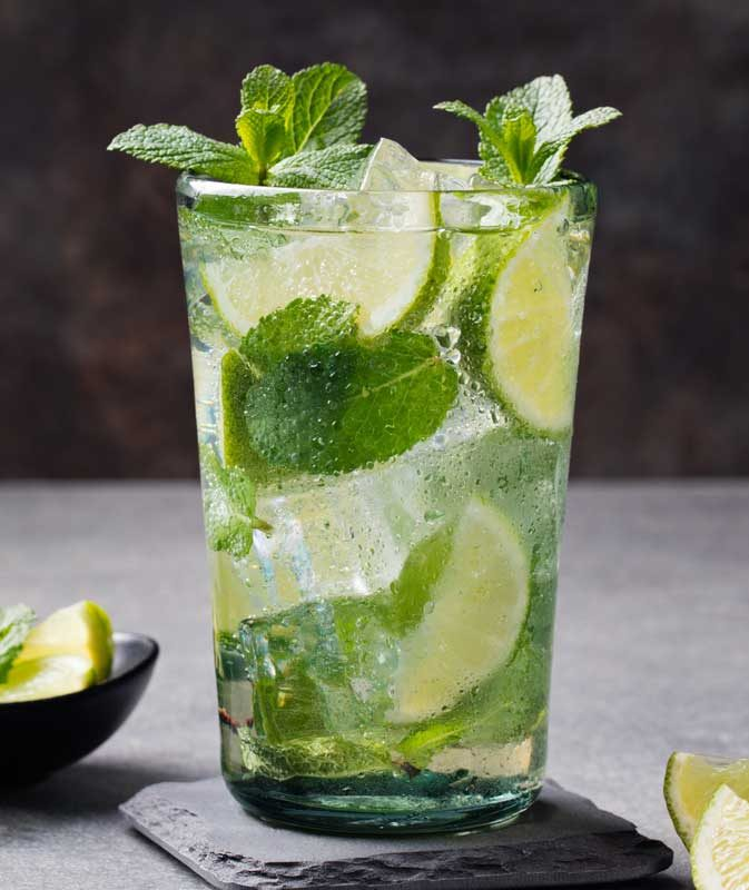 Coconut Water Cocktail Recipes