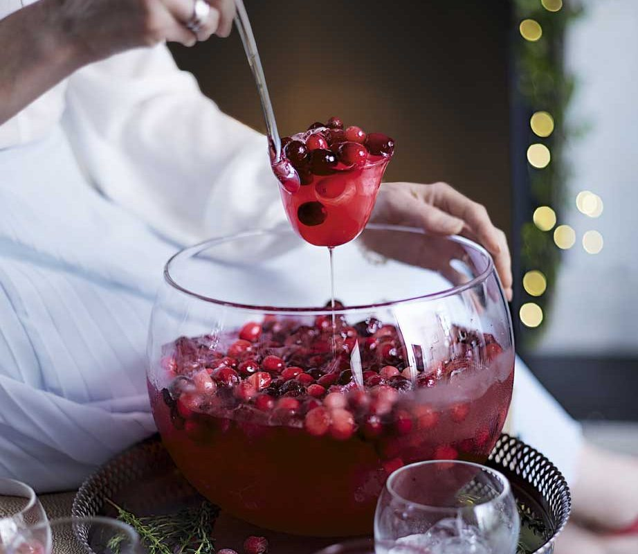 Christmas Cocktail Recipes with Waitrose