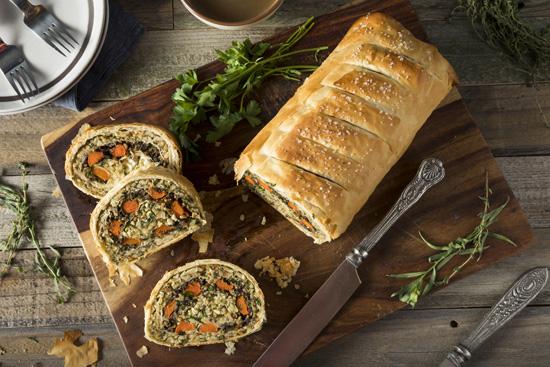Vegetarian and Vegan Christmas Meals