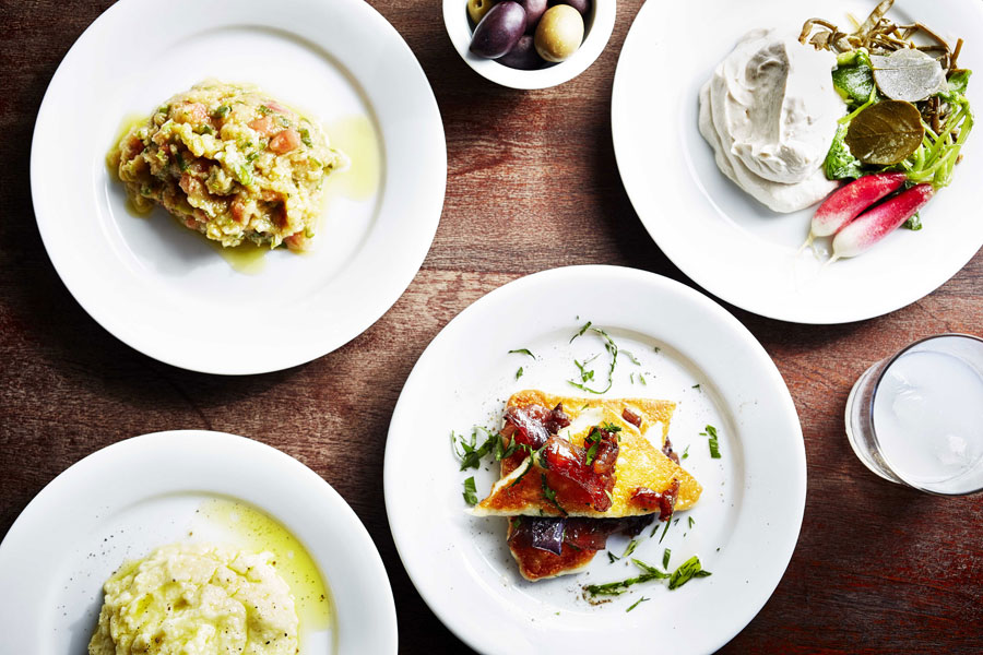 Restaurant Profile: The Greek Larder, King's Cross