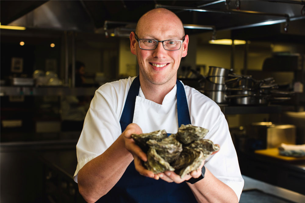 Interview: Steve Smith, Head Chef at Michelin-Starred Bohemia, Channel Islands