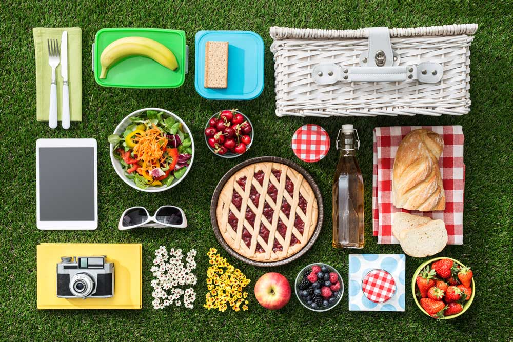 5 Great Ideas For the Perfect Picnic